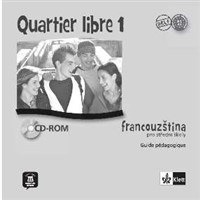 Quartier Libre 1 - MP na CD