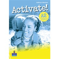 Activate! A2 - Grammar and Vocabulary Book