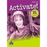 Activate! B1 - Grammar and Vocabulary Book