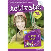 Activate! B1 - SB Active pack