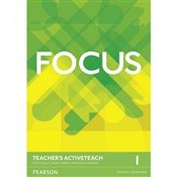 Focus 1 - Active Teach (Interactive Whiteboard Software)