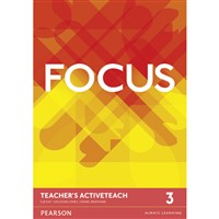 Focus 3 - Active Teach (Interactive Whiteboard Software)