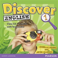 Discover English 1 - Class Audio CDs(3)