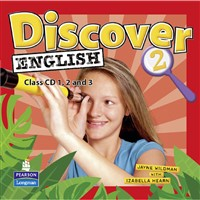 Discover English 2 - Class Audio CDs(3)