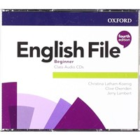 English File Beginner (4th edition) - Class Audio CDs