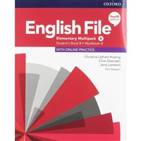 English File Elementary (4th edition) - MultiPACK B