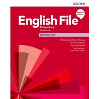 English File Elementary (4th edition) - Workbook without key