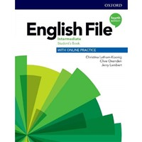 English File Intermediate (4th edition) - Student's Book+Online Practice !CZ!