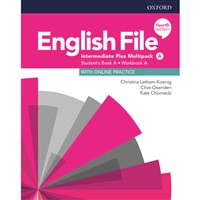 English File Intermediate Plus (4th edition) - MultiPACK A