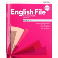 English File Intermediate Plus (4th edition) - Workbook without key