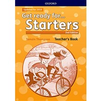 Get Ready for Starters (2nd edition) - Teacher's Book