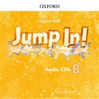 Jump In! B - Class Audio CDs