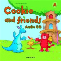 Cookie and Friends A - Class CD