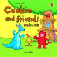 Cookie and Friends B - Class CD