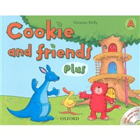 Cookie and Friends A Plus - SB (+audio CD)
