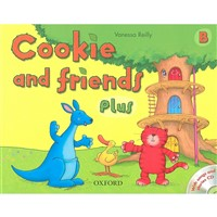 Cookie and Friends B Plus - Student's Book (+audio CD)