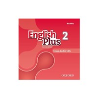 English Plus 2 (2nd edition) - class audio CDs