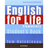 English for Life Elementary - Student's Book
