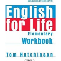 English for Life Elementary - Workbook without key