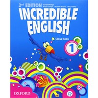 Incredible English 1 (2nd edition) - Class Book