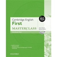 Cambridge English First Masterclass - Workbook without key