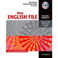 New English File Elementary - Multipack B