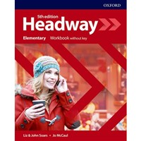 Headway Elementary (5th edition) - Workbook without key