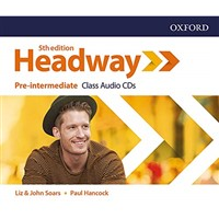 Headway Pre-Intermediate (5th edition) - Class Audio CDs