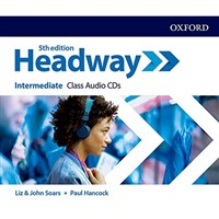 Headway Intermediate (5th edition) - Class Audio CDs