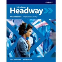Headway Intermediate (5th edition) - Workbook with key