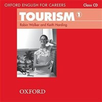 Oxford English for Careers - Tourism 1 (Class Audio CD)