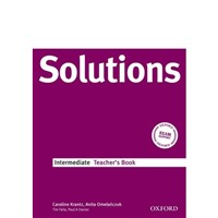 Maturita Solutions Intermediate - Teacher's Book
