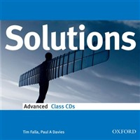 Maturita Solutions Advanced - Class Audio CDs(2)