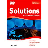 Maturita Solutions Pre-Intermediate - DVD (2nd edition)
