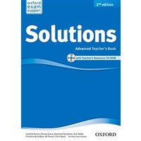 Maturita Solutions Advanced - Teacher's Book (2nd edition)