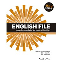 English File Upper-Intermediate (3rd edition) - Workbook without key