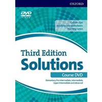 Maturita Solutions All Levels - DVD (3rd edition)