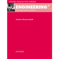 Oxford English for Careers - Engineering 1 (Teacher's Resource Book)