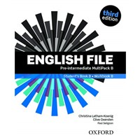 English File Pre-Intermediate (3rd edition) - MultiPACK B