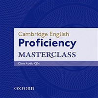 Cambridge English Proficiency Masterclass (3rd edition) - Class Audio CDs(2)