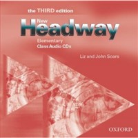 Headway Elementary (3rd edition) - Class Audio CDs(2)