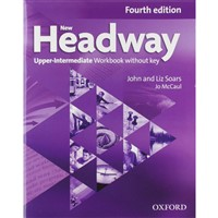 Headway Upper-Intermediate (4th edition) - Workbook without key