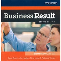 Business Result Elementary (2nd edition) - Class Audio CDs