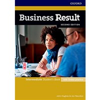 Business Result Intermediate (2nd edition) - Student's Book