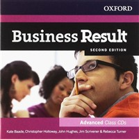 Business Result Advanced (2nd edition) - Class Audio CDs