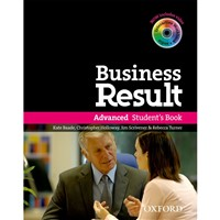 Business Result Advanced - Student's Book