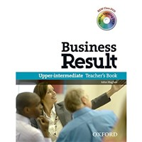 Business Result Upper-Intermediate - Teacher's Book