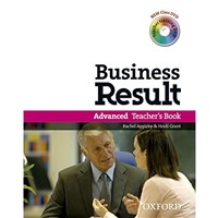 Business Result Advanced - Teacher's Book