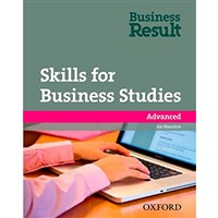 Business Result Advanced - Skills For Business Studies