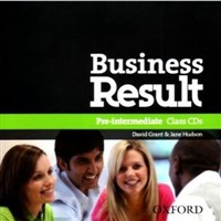 Business Result Pre-Intermediate - Class Audio CDs(2)